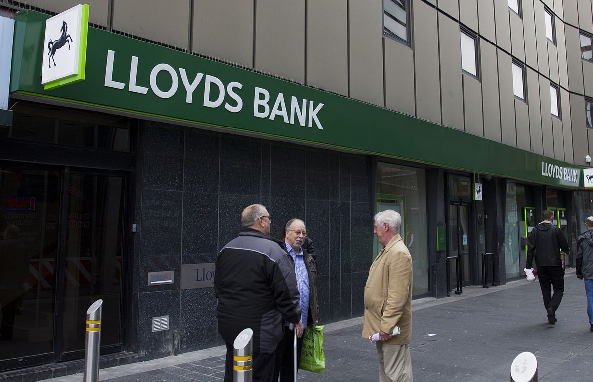 Haven't Lloyds Learned Their Lesson